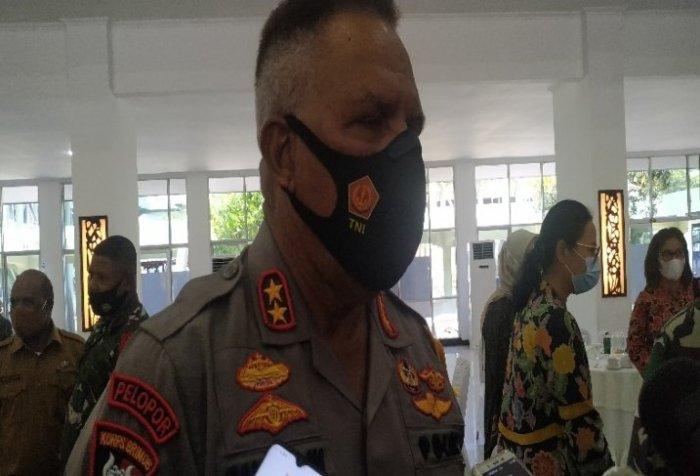 Armed Papuan criminal group