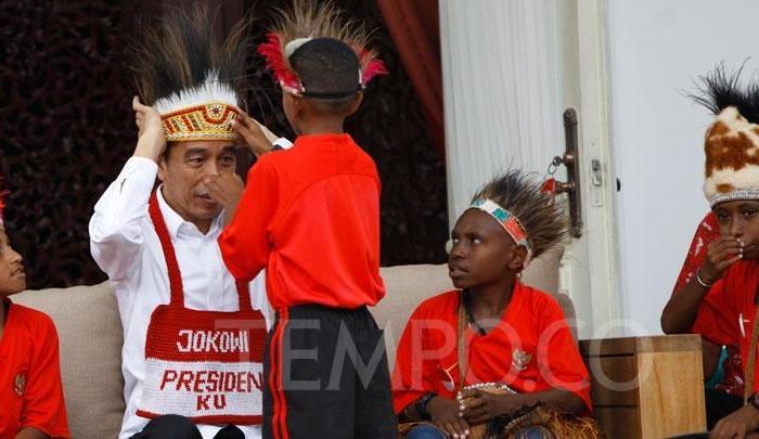 Papua's special autonomy status