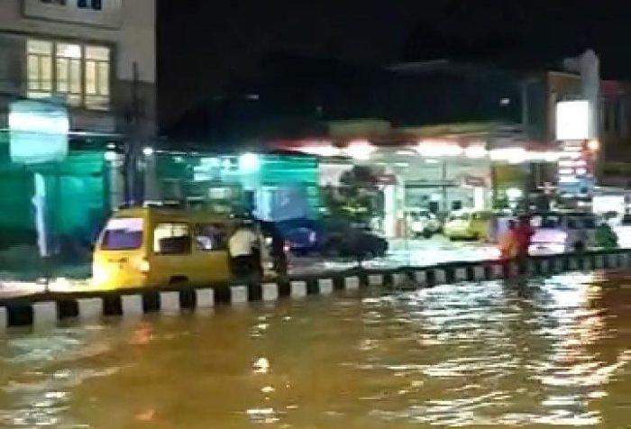 Floods in Sorong City