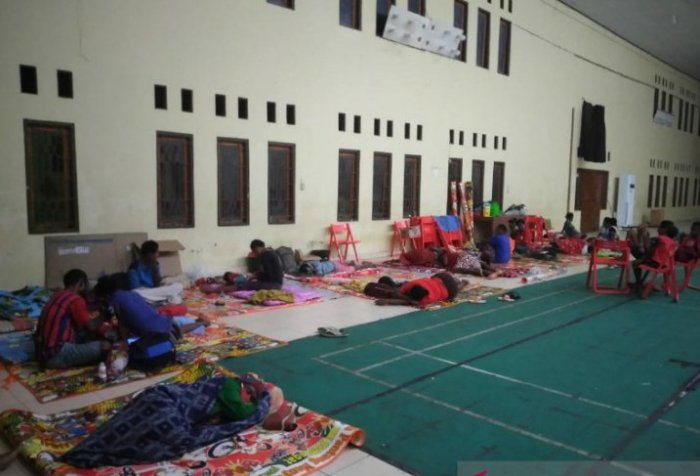 Aid packages for Keerom