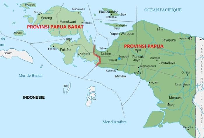 West Papua in Fluctuating Turmoil