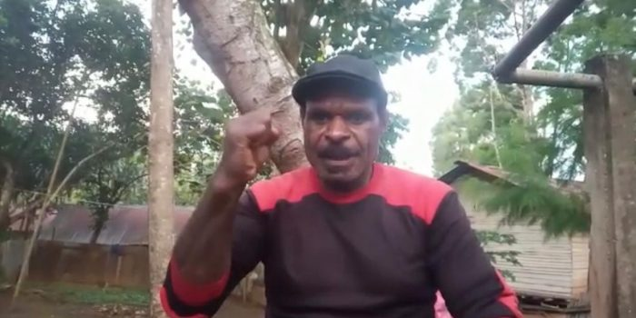 Nairon Wenda, another support to special autonomy