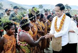 Policy on Papua and West Papua