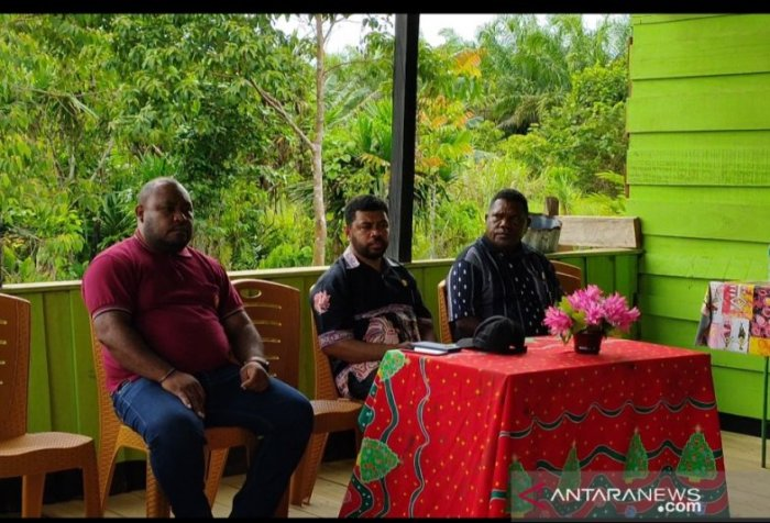 special autonomy discussion based on equality in Papua