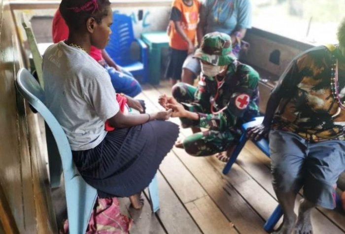 Mobile health service in Papua