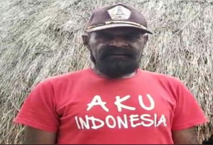 Agus Huby on special autonomy for Papua