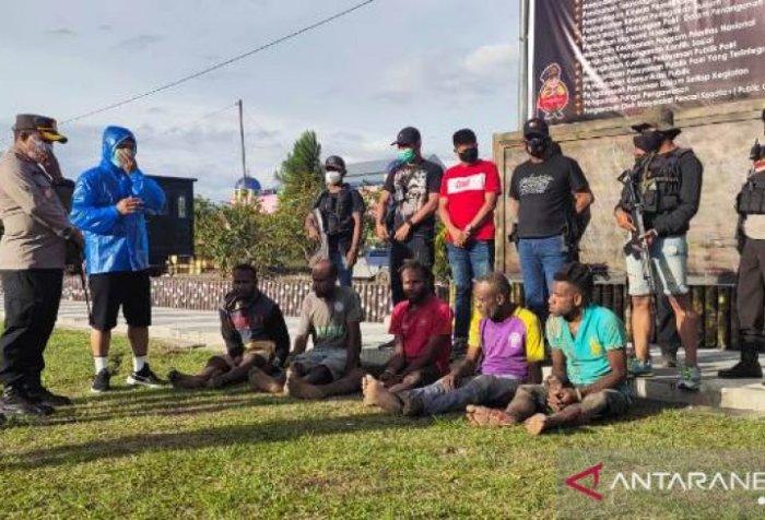 Attack against Priest in Papua