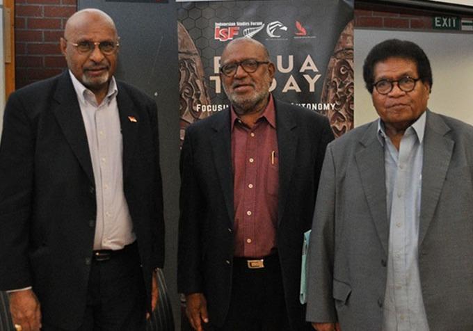 West Papua leaders