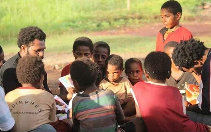 Papua Teaching Movement