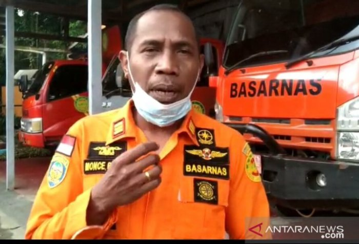 Missing passengers of motorboat in Papua