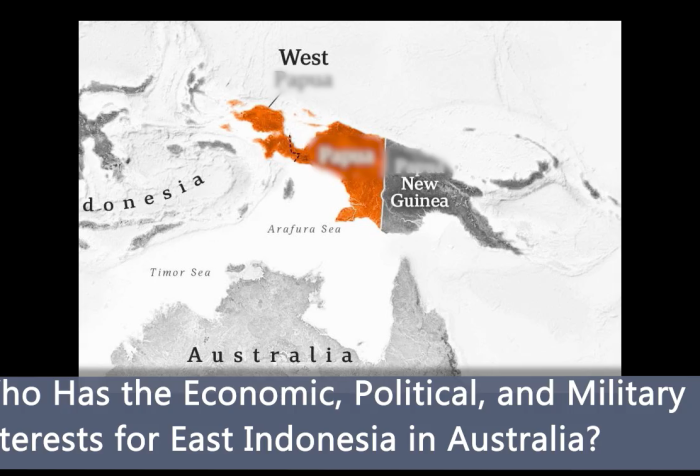 Australia-Indonesia relations is strong