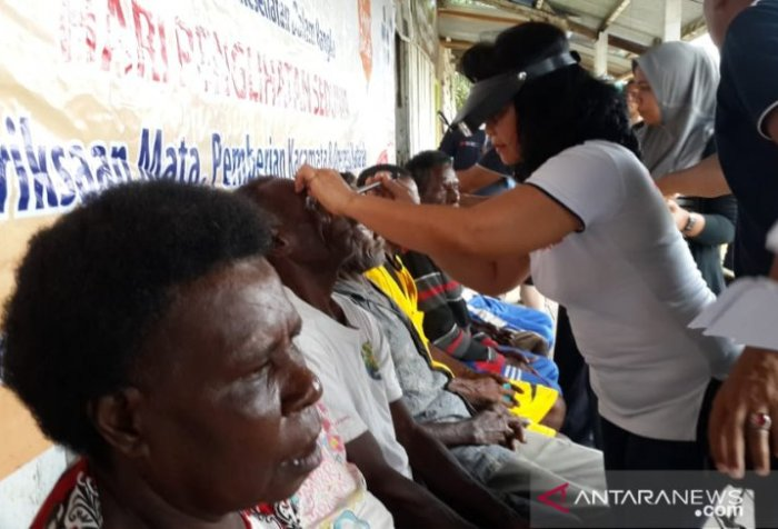Public health services in Timika