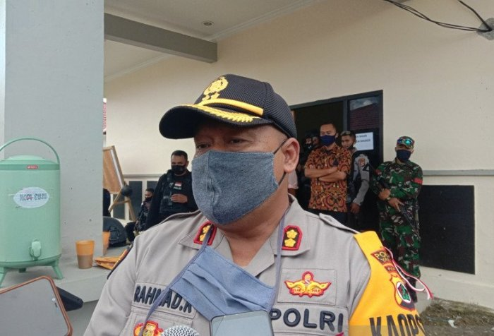 Simultaneous regional elections in Papua