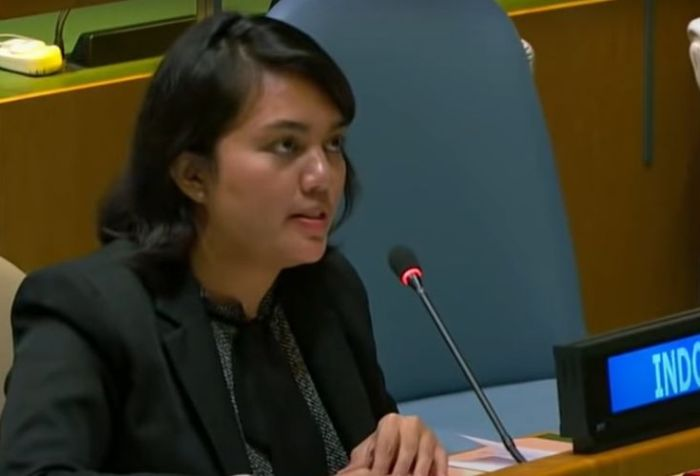 UN General Assembly Papua