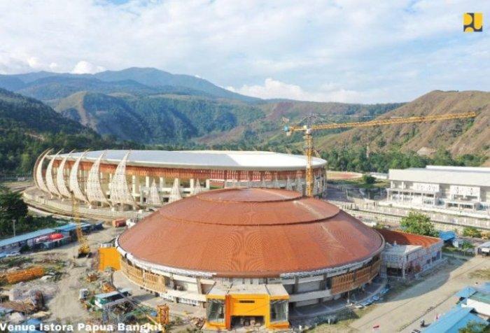 Papua's PON National Games