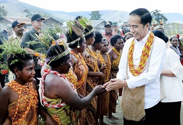 Jokowi and development in West Papua