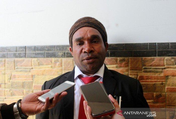 Papua local election - Head of Yalimo Election Commission, Yehemia Walianggen
