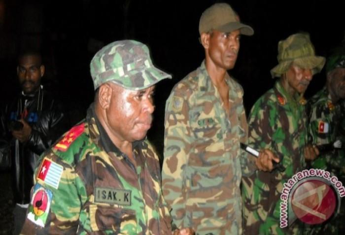Free Papua Commander