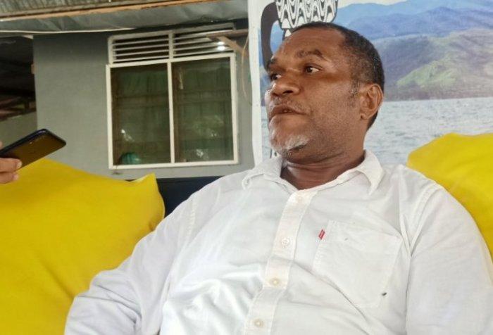 Tabi community leader Yanto Eluay on special autonomy status