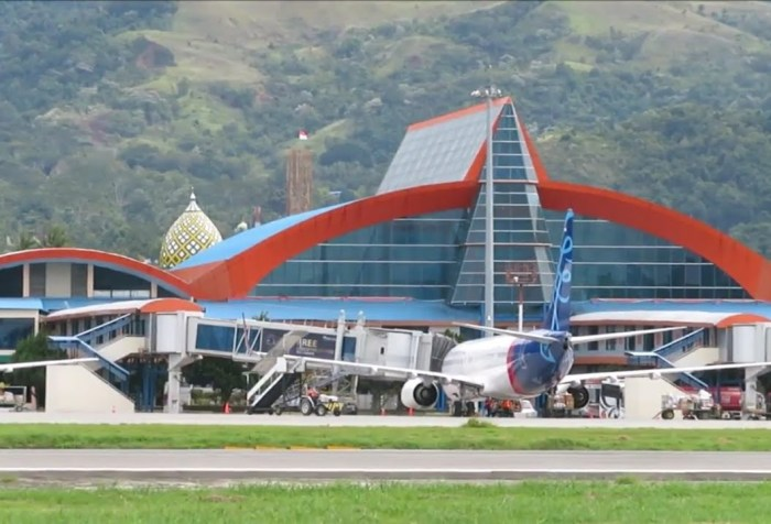 Sentani Airport