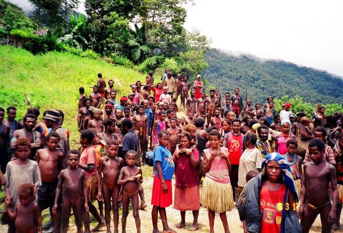 Papua Population