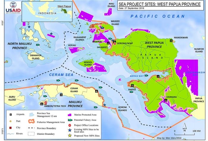 West Papua conservation project