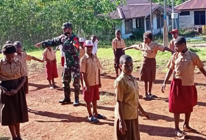 Community services in Papua