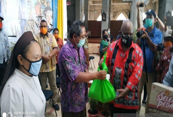 Pandemic Corona Social Assistance