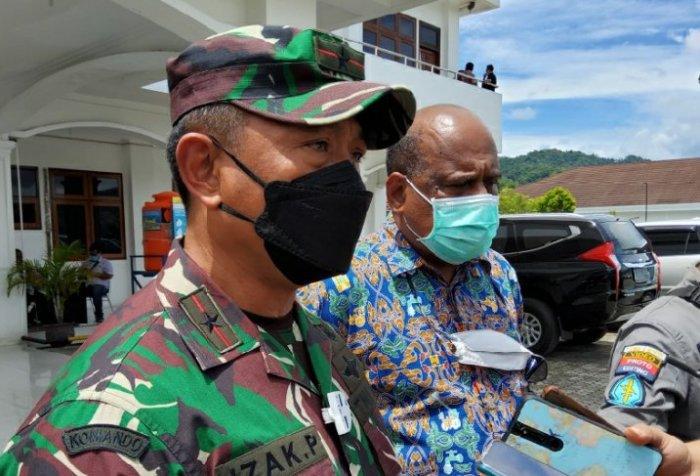 illegal goods in Papua