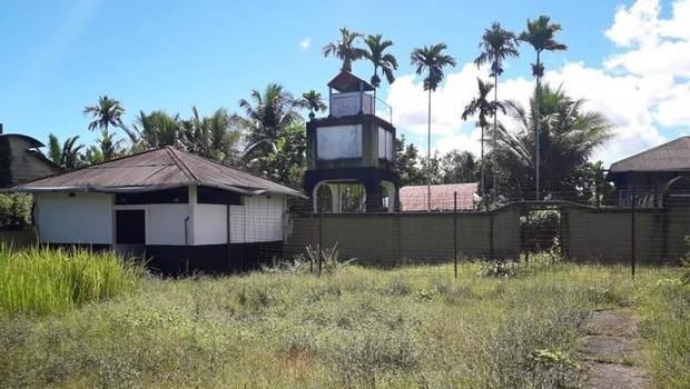 Boven Digoel Concentration Camp