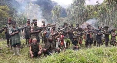 Atrocities of Free West Papua armed group