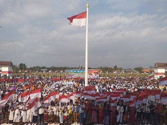 West Papua remain part of Indonesia