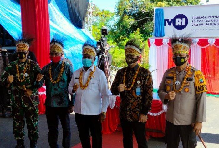 TVRI West Papua station