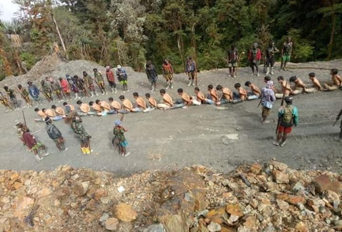 Workers Killed by Free West Papua