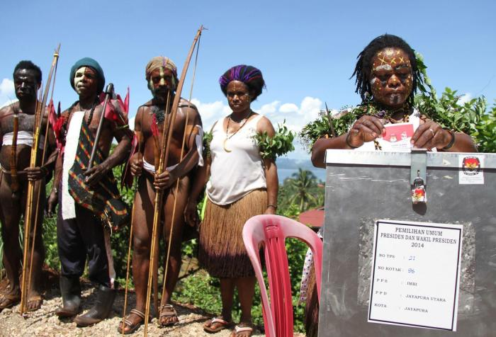 West Papua Democracy