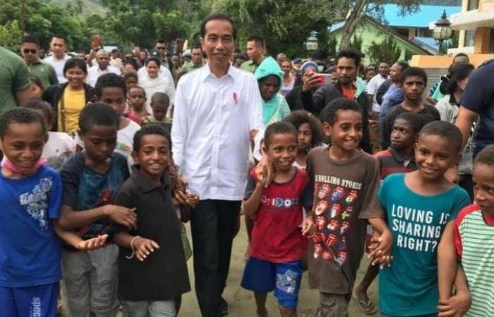 Melanesian Indonesian fight for democracy