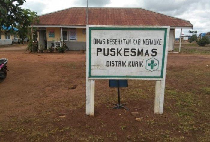 Kurik Public Health Center (Puskesmas) in Merauke District of Papua