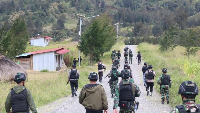 Armed criminal group in Puncak