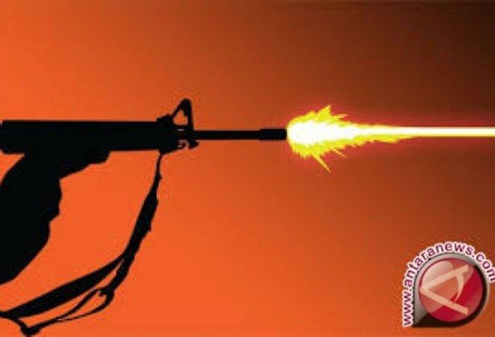 illegal firearms trade in Nabire