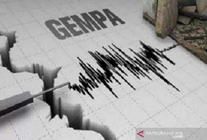 Earthquake in Papua's Bintang mountain