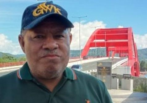 Gerson Hassor supports special autonomy in Papua