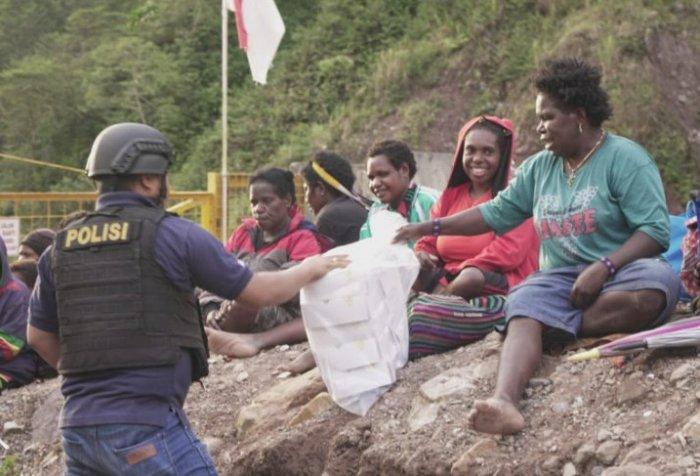 West Papua rebels' terror