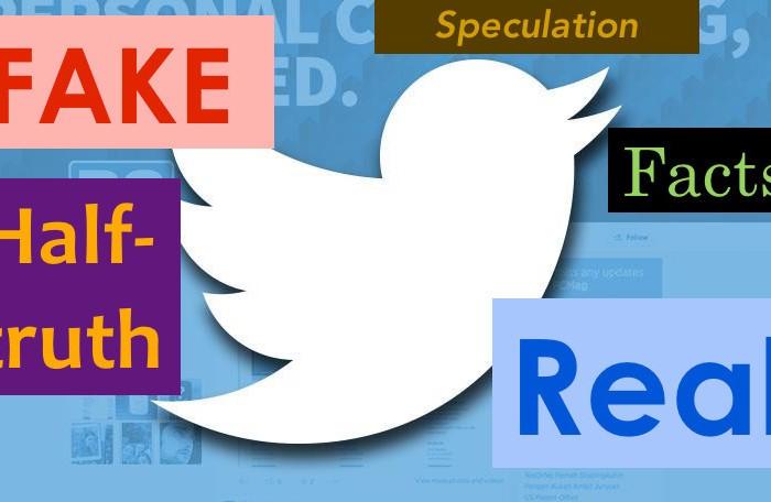 Dishonest twitter campaign