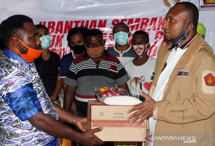 aspirations of Papuan students