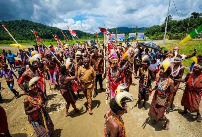West Papua Democratisation