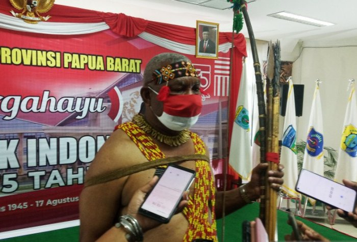 The Governor of West Papua on special autonomy