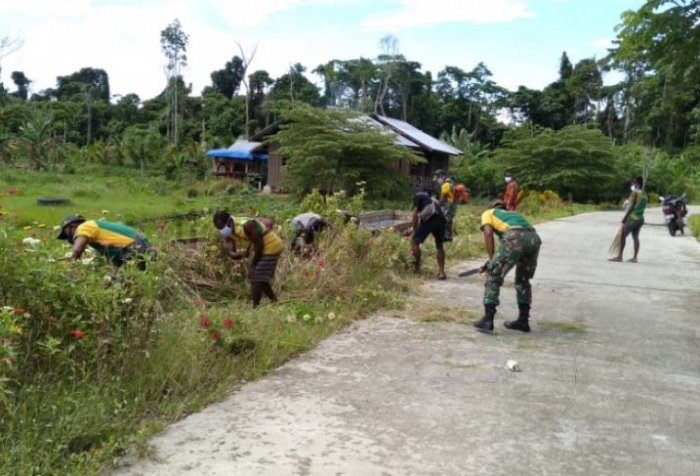 cleaning program in Mosso Village