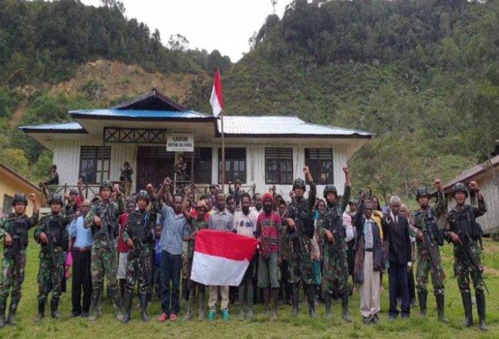 Papuan rebels