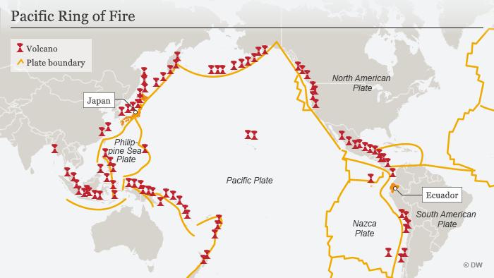 Earthquake in Papua