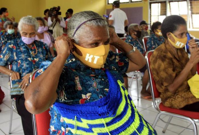 Papua environmental health